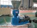 Meelko Peletizadora 150mm electrica 4kW para alfalfas y pasturas 100-130kg/h - MKFD150B